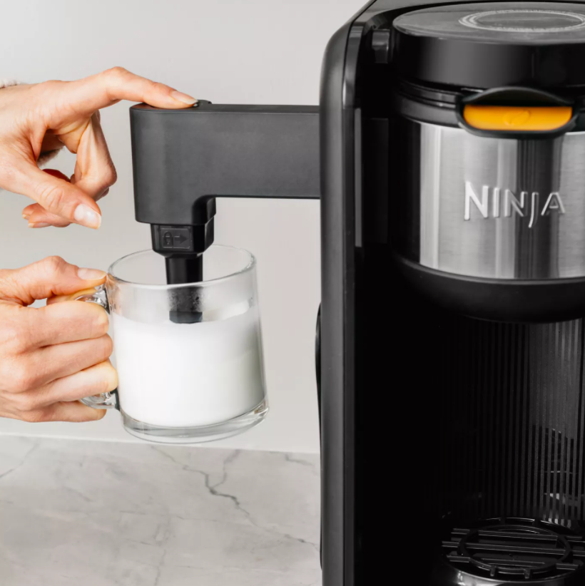 ninja hot and cold brewed system reviews