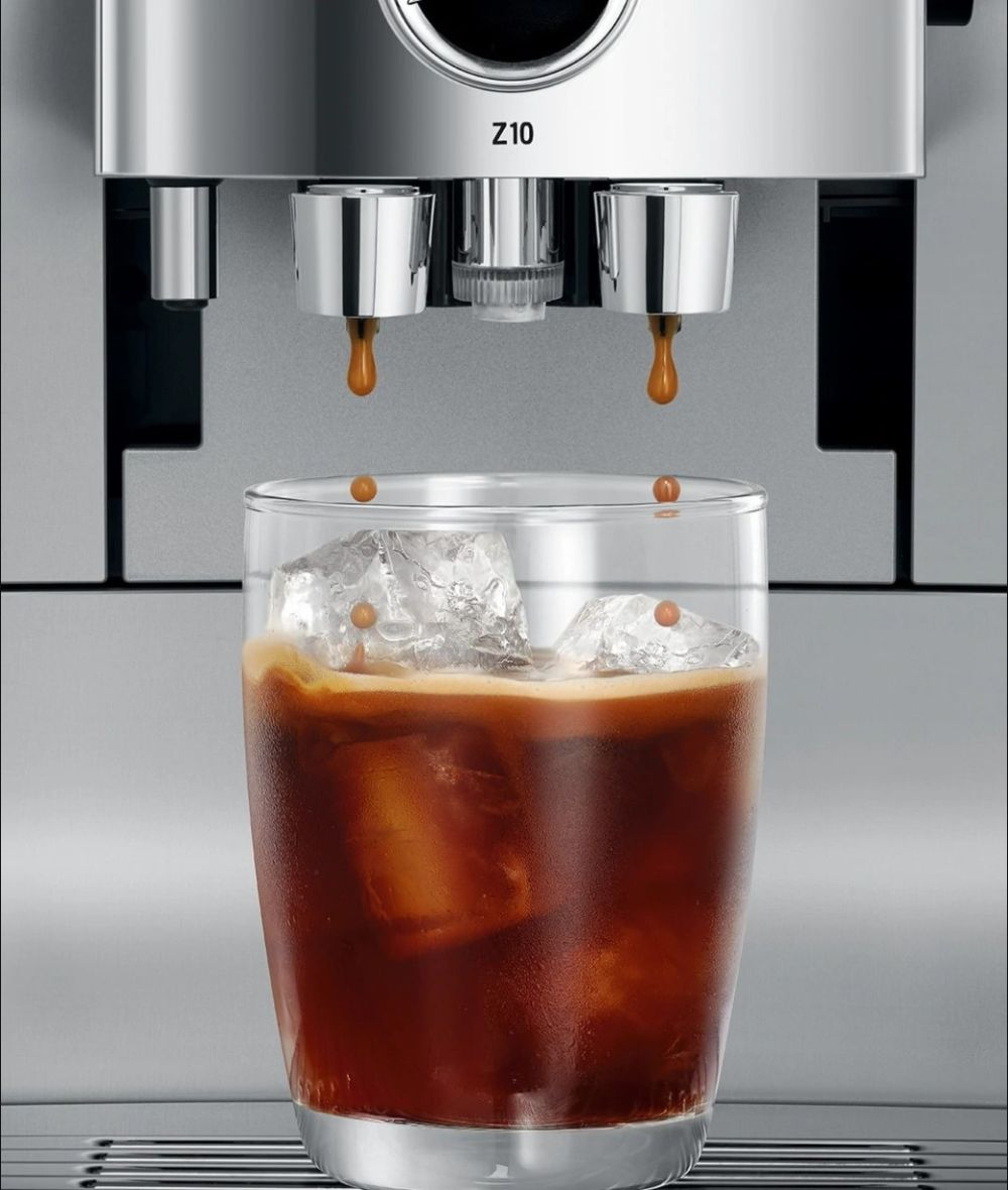 jura z10 cold brew extraction