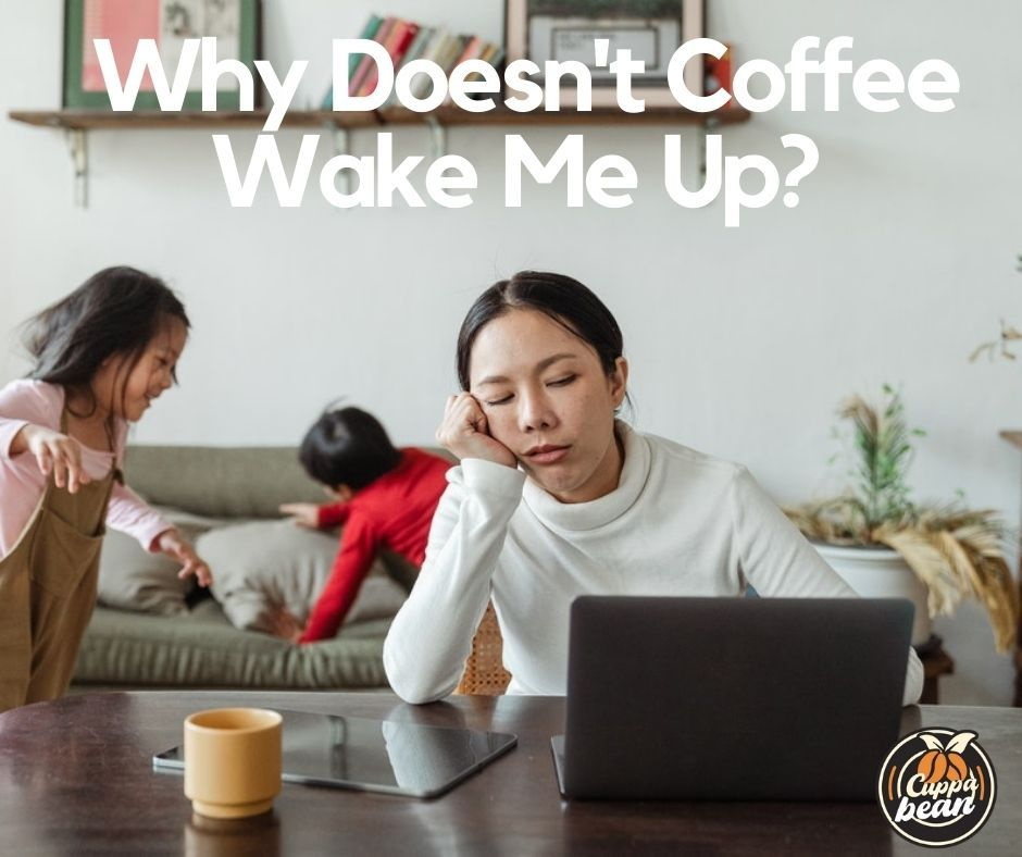 Why Doesn't Coffee Wake Me Up